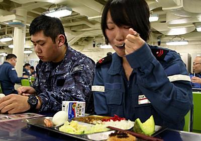 自衛隊員は「タダ飯」が食える職業という誤解 | 日刊SPA!