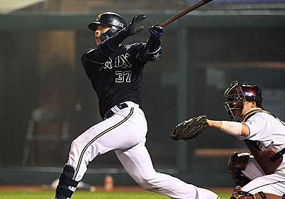 オリックス若月が自己最多5打点、献身的な妻に感謝 - プロ野球 : 日刊スポーツ