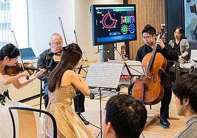 """脳波計で演奏家の""""頭の中""""を見るコンサートが開催、人工知能(AI)が音楽の発展にもたらすインパクトを考察 - music.jpニュース"""