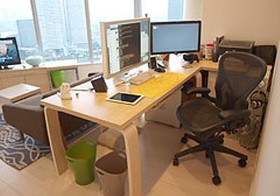 リビングにIKEAで作る2畳の快適仕事環境 – @masuidrive blog