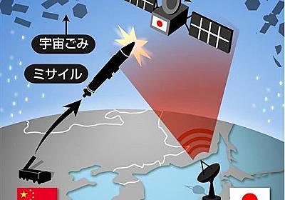 自衛隊、宇宙監視へ 日米VS中国 「宇宙戦」に突入 (1/4) - ITmedia NEWS