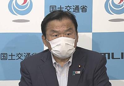 東京100人超 国交相「公共交通機関でのコロナ対策 徹底を」 | NHKニュース