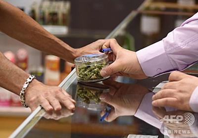 嗜好用大麻、合法化で鎮痛剤関連の死者20%減 米研究 写真1枚 国際ニュース:AFPBB News
