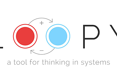 LOOPY: a tool for thinking in systems