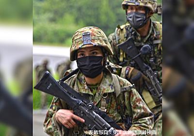 「本気の自衛隊かっこいい」陸上自衛隊の訓練動画のクオリティが高すぎてまるで映画のよう - Togetter
