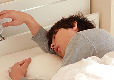 遅刻魔たちのあり得ない言い訳集「睡眠削るより万全の体調で…」(上)