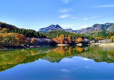 読書ソロハイク。古賀志山の頂上でコーヒーと読書を楽しんできた。紅葉も良かった! - レベルアップパパ
