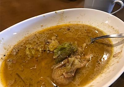 【青森市】60分食べ放題のラサペナン(Rasa penang)で「グリーンカレー」を食べまくった結果。 - 鯛も一人はうまからず - 青森ランチ