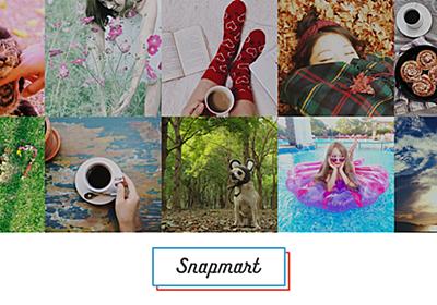 スマホの写真が売買できるサイト | Snapmart [スナップマート]