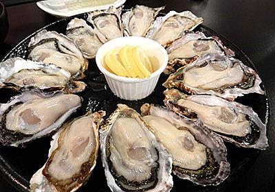生牡蠣食べ放題2,980円の衝撃!「赤坂元気(仮)」は一年中牡蠣を楽しめる楽園だ - ぐるなび みんなのごはん