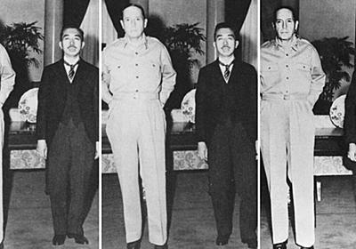 「昭和天皇とマッカーサー」写真は3枚あった。なぜあの1枚が選ばれたのか?   ハフポスト