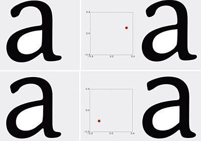 フォントの形を変えて情報を隠ぺいする技術「FontCode」--文字は文字に隠せ - CNET Japan