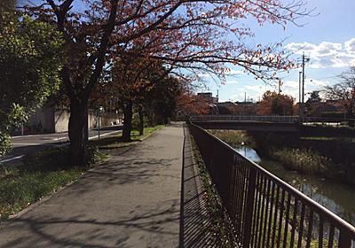 川沿いリバーサイドを滑走して走る、昼下がりの午後 - Entrance Part2