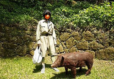 長崎の大注目史跡『福井洞窟』とファッショニスタの姑 :: デイリーポータルZ