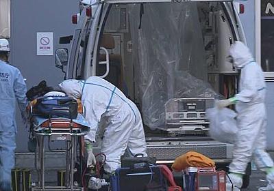 救急車の消毒 対応できないケースも 消毒の依頼相次ぐ | 新型コロナウイルス | NHKニュース
