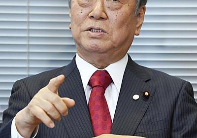 小沢氏「もう一度、悪夢見てもらう」 安倍首相の撤回拒否で - 産経ニュース