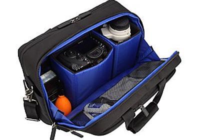 ハクバ、ビジネスバッグとしても使えるショルダーカメラバッグ   マイナビニュース