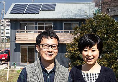 電力会社に頼らない「自家発電」で暮らす佐藤隆哉さん・千佳さんに聞く、これからの電力自給のありかた   greenz.jp