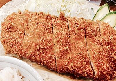 肉屋が厳選した良質のとんかつが安く食べられるとんかつ杉 | めぐりの