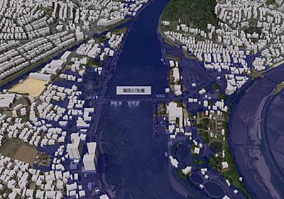 滋賀県民の鉄板ネタ「琵琶湖の水止めたろか!」を実行すると滋賀県が水没し自滅することが判明