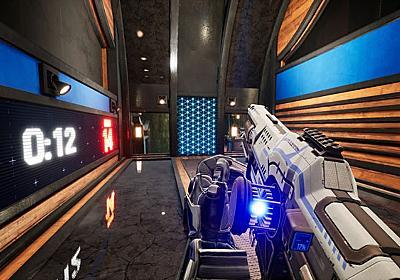 Portalとアリーナシューターを融合させた「Splitgate: Arena Warfare」のF2Pローンチが5月22日に決定、新トレーラーもお披露目 « doope! 国内外のゲーム情報サイト