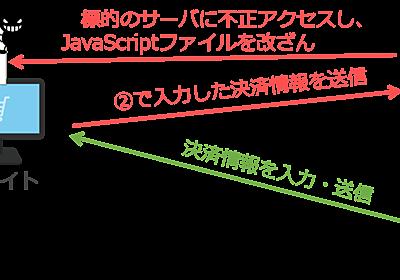 最近流行りのWebスキミングについて調べてみた - SSTエンジニアブログ