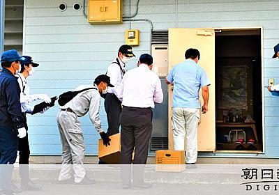 豚を解体容疑、ベトナム人4人逮捕 家畜盗難と関連捜査:朝日新聞デジタル