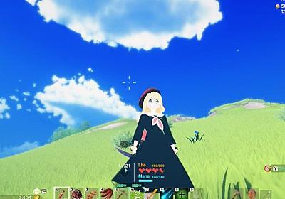 話題のゲーム「クラフトピア」にVRM形式の3Dモデルに対応するMODが登場 | Mogura VR