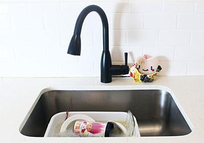 食後の洗い物が嫌いな人ほど、洗い桶を使うべき理由 | ライフハッカー[日本版]
