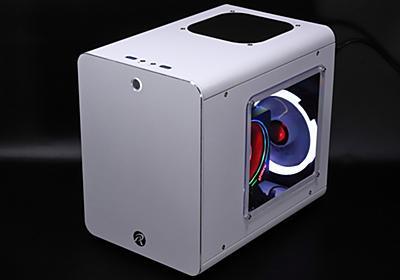 6コアRyzen APUで10万円切りの小型PC「STORM PG-RT」を試す - AKIBA PC Hotline!