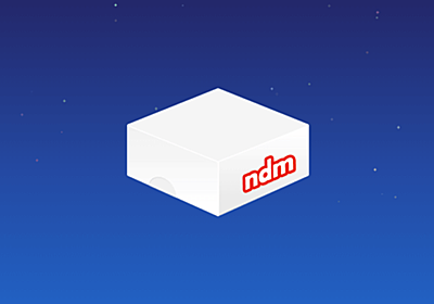 npmをGUIで管理するアプリケーション「ndm – npm desktop manager」 – Webrandum