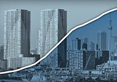 再開発の5割にタワマン、住宅供給過剰に懸念  :日本経済新聞