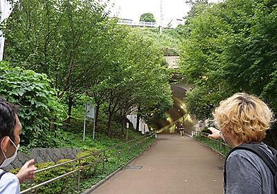 鉄道に詳しい人と街を歩いてへぇへぇ言わされたい :: デイリーポータルZ
