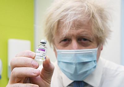 感染者激減、なぜ英国はワクチン接種で先行することができたのか 先進国トップの接種率、日本人が知らない「危機管理力」の高さ(1/6)   JBpress(Japan Business Press)