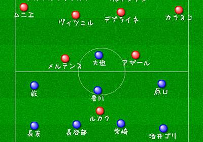 2018年FIFAワールドカップ、日本対ベルギーのレビュー「日本が史上最もベスト8に近づいた日」 - pal-9999のサッカーレポート