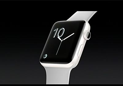 Apple Watch series2はセラミックモデル追加&エルメスモデルもバージョンアップ | ギズモード・ジャパン