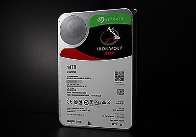 """過去最大""""14TB HDD""""は段違いの性能、一般的なHDDと何が違うのか比較してみた - AKIBA PC Hotline!"""