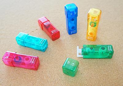 スタンプ感覚で使えるテープのりは資料貼りにピッタリ【文具のツボ】 | &GP