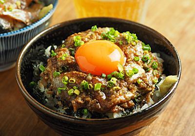 博多の郷土めし「ごまさば」を旬のアジで作ってみた「ごまアジ丼」【筋肉料理人】 - メシ通 | ホットペッパーグルメ
