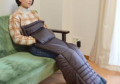 椅子に座りながらぬくぬくしたいキミへ サンコーが「お一人様用こたつ」発売 - ねとらぼ