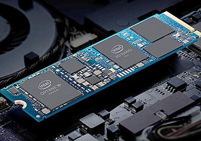 Intel、OptaneメモリとNANDを組み合わせた高速SSD「Optane Memory H10」 - PC Watch