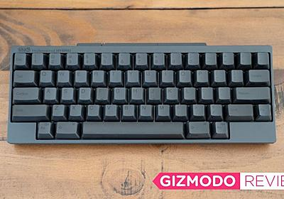 これぞ完璧なキーボード。HHKB Professional HYBRID(英語配列)レビュー | ギズモード・ジャパン