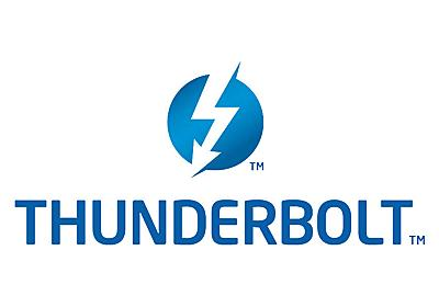 分かりづらいThunderbolt 3とUSB Type-Cの違いを詳しく解説