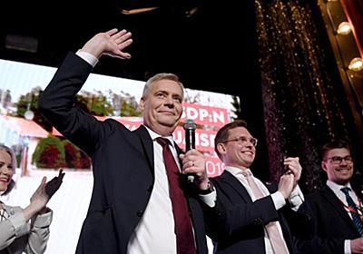 CNN.co.jp : フィンランド総選挙 中道左派が勝利、政権交代へ