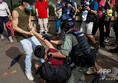 カナダ政府、香港滞在の自国民に「恣意的な拘束」のリスク警告 写真5枚 国際ニュース:AFPBB News