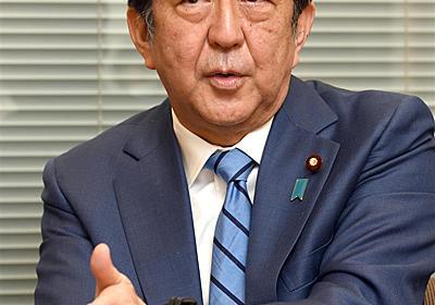 安倍前首相、東京五輪「オールジャパンで対応すれば開催できる」 - 産経ニュース