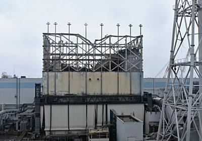 福島第1の溶けた核燃料どこに 見えてきた現実  :日本経済新聞
