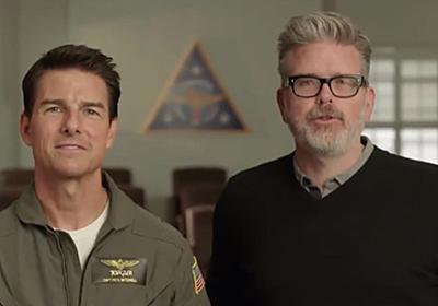 トム・クルーズ「映画を観るならTVのフレーム補間をオフに」と呼掛け。理由は「映像が安っぽくなるから」 - Engadget 日本版