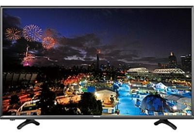 43インチ3年保証付のダブルチューナー搭載LED液晶テレビが特価39,800円、送料無料で販売中 #NTTX #Hisense #液晶テレビ #家電 – Re;con-ReviewDays