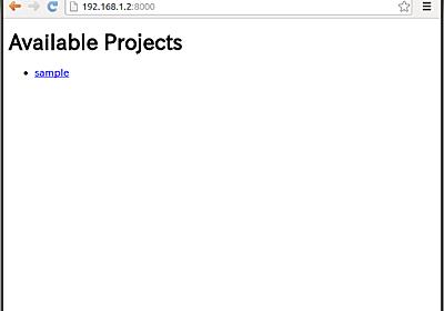 Debianにtrac 1.0 (日本語化済み)をインストールする - Symfoware